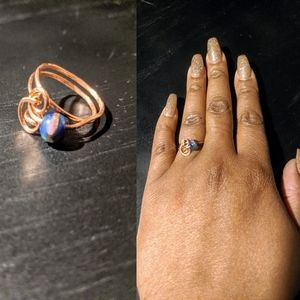 Sweet Petite Ring Handcrafted